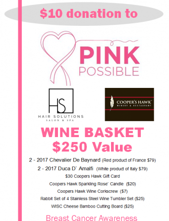 Wine Basket 250